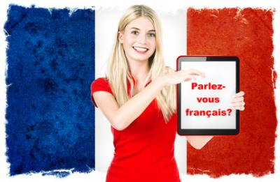 你说法语吗?